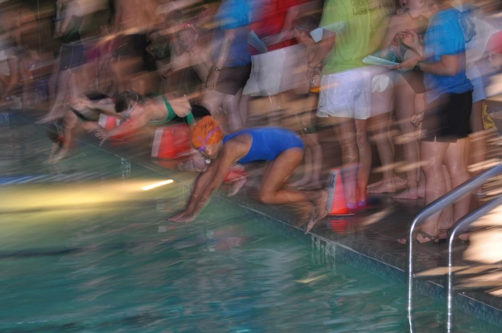 Pool activity - Go!