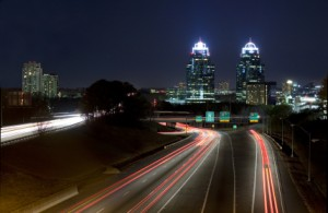 Dunwoody Business district