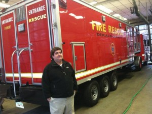 Frank Fire Truck