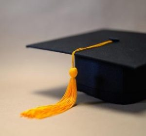 Graduation Cap and Tassel image